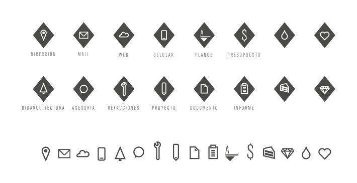 MACRA / Iconos