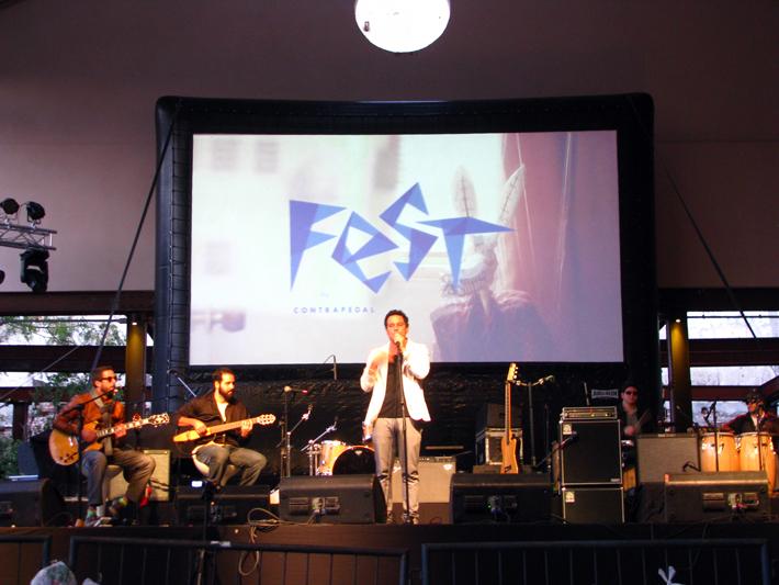 Fest / Pantalla