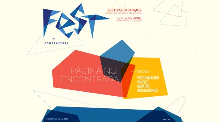 Fest - Sitio web