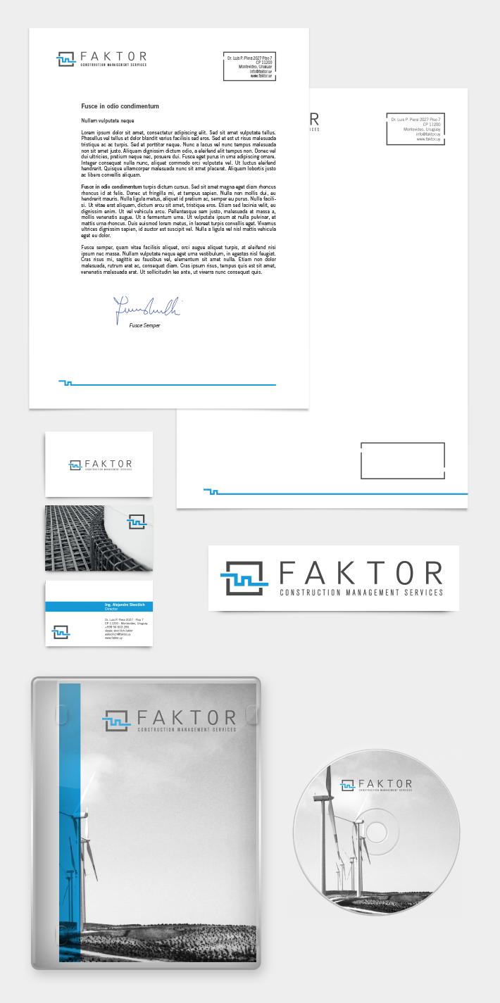 Faktor / Papelería