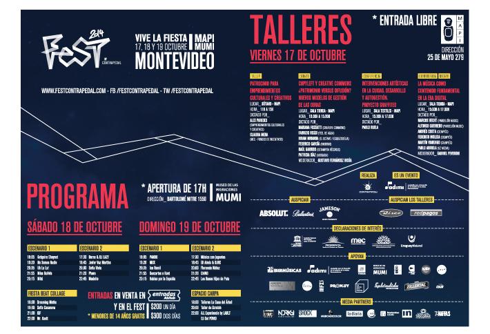 Fest 2014 / Programa