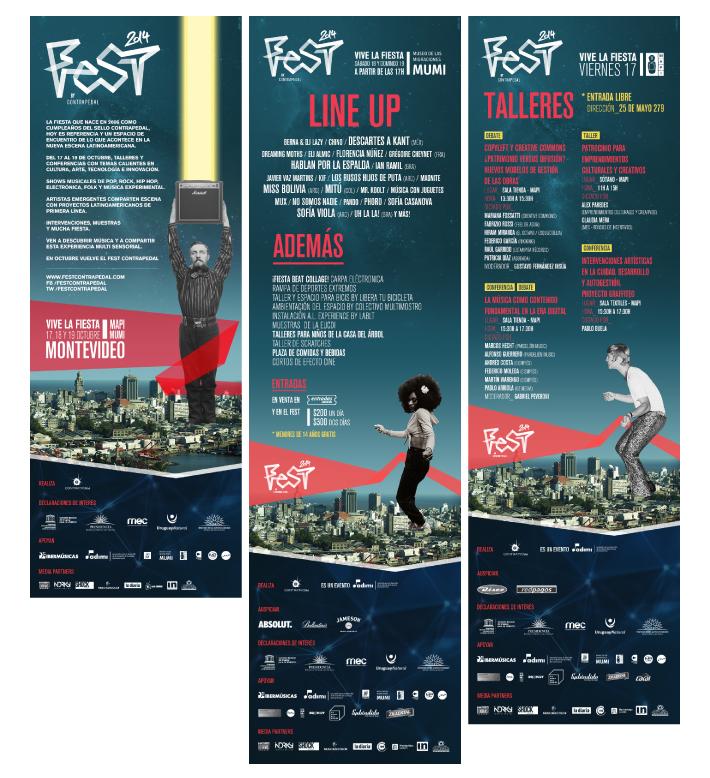 Fest 2014 / Newsletter