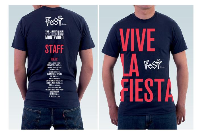 Fest 2014 / Tshirt