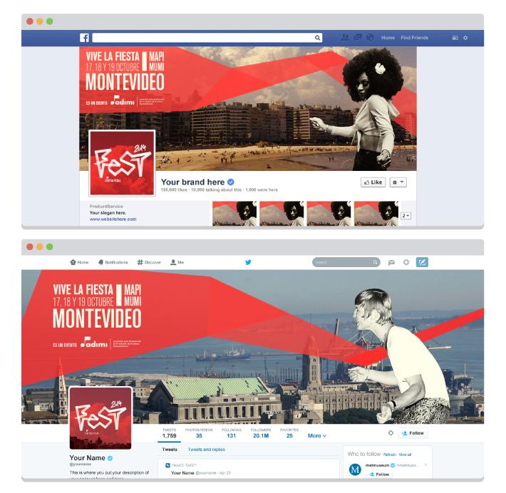Fest 2014 / Redes sociales