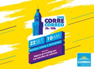 GRMN Studio / Corre Correo 2018